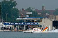 Kam Marine on Jefferson/Andrew Tate, U-9