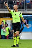Referee Michael Fabbri <br /> Torino 27-10-2019 Stadio Olimpico <br /> Football Serie A 2019/2020 <br /> FC Torino - Cagliari Calcio <br /> Photo Giuliano Marchisciano / Insidefoto