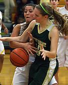 Pontiac Notre Dame Prep at Farmington Hills Mercy, Girls Varsity Basketball, 1/22/13