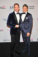 NEW YOKR, NY - NOVEMBER 7: Neil Patrick Harris and David Burtka at The Elton John AIDS Foundation's Annual Fall Gala at the Cathedral of St. John the Divine on November 7, 2017 in New York City. Credit:John Palmer/MediaPunch /NortePhoto.com