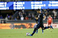 San Jose, CA - Saturday July 28, 2018: Vako during a Major League Soccer (MLS) match between the San Jose Earthquakes and Real Salt Lake at Avaya Stadium.