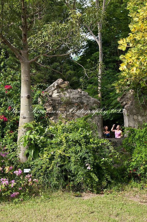 St. Georges Botanical Garden<br /> St. Croix<br /> U.S. Virgin Islands