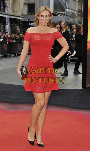 LONDON, ENGLAND - MAY 11: Rebecca Ferdinando attends the &quot;Godzilla&quot; UK film premiere, Odeon Leicester Square cinema, Leicester Square, on Sunday May 11, 2014 in London, England, UK.<br /> CAP/CAN<br /> &copy;Can Nguyen/Capital Pictures