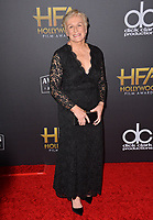 LOS ANGELES, CA. November 04, 2018: Glenn Close at the 22nd Annual Hollywood Film Awards at the Beverly Hilton Hotel.<br /> Picture: Paul Smith/Featureflash