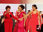 Marion Ross - Happy Days - Lynn Whitfield, American Heart Association's Go Red for Women Red Dress Collection 2018 presented by Macy's on February 8, 2018 at Hammerstein Ballroom, New York City, New York  (Photo by Sue Coflin/Max Photo)