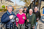 Padraig O'sullivan, Tim Moriarty, Michael Foley, Noel Spillane and Melvin Carson Beaufort who are angry about the water supply in Beaufort