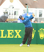 Fred Couples (USA) during the final day of The Senior British Open Presented by Rolex: The Senior British Open is being played over the Ailsa Course at Turnberry, Ayrshire, Scotland from 26th to 29th July 2012: Picture Stuart Adams www.golftourimages.com: 29th July 2012