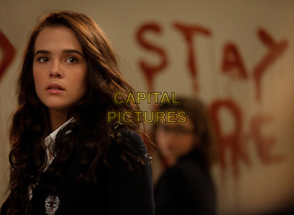Vampire Academy (2014) <br /> Zoey Deutch    <br /> *Filmstill - Editorial Use Only*<br /> CAP/KFS<br /> Image supplied by Capital Pictures