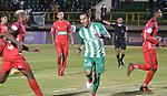 Patriotas venció 3-1 a Atlético Nacional. Fecha 3 Liga Águila I-2018.