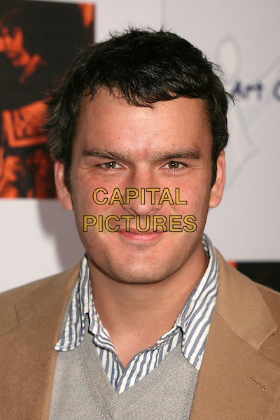 BALTHAZAR GETTY.The 2006 Art of Elysium Annual Art,  Benefit at Minotti, Los Angeles, California, USA,.02 December 2006..portrait headshot .CAP/ADM/BP.©Byron Purvis/AdMedia/Capital Pictures.