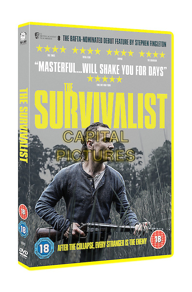 The Survivalist (2015)<br /> DVD COVER ART<br /> *Filmstill - Editorial Use Only*<br /> CAP/KFS<br /> Image supplied by Capital Pictures