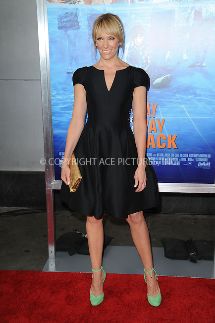 WWW.ACEPIXS.COM<br /> June 26, 2013, New York City<br /> <br /> Toni Collette attends 'The Way, Way Back ' New York Premiere at AMC Loews Lincoln Square on June 26, 2013 in New York City.<br /> <br /> By Line: Kristin Callahan/ACE Pictures<br /> ACE Pictures, Inc.<br /> tel: 646 769 0430<br /> Email: info@acepixs.com<br /> www.acepixs.com<br /> Copyright:<br /> Kristin Callahan/ACE Pictures