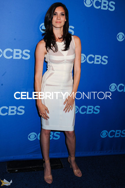 NEW YORK CITY, NY, USA - MAY 14: Daniela Rush at the 2014 CBS Upfront held at Carnegie Hall on May 14, 2014 in New York City, New York, United States. (Photo by Celebrity Monitor)