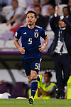 Nagatomo Yuto of Japan reacts during the AFC Asian Cup UAE 2019 Semi Finals match between I.R. Iran (IRN) and Japan (JPN) at Hazza Bin Zayed Stadium  on 28 January 2019 in Al Alin, United Arab Emirates. Photo by Marcio Rodrigo Machado / Power Sport Images