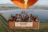 20140425 April 25 Hot Air Balloon Gold Coast