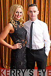 Dawn O'Sullivan (Tralee) and Maurice O'Rahilly (Ballymac) pictured at Hi Style awards, held in the Silver Springs hotel, Cork on Saturday.