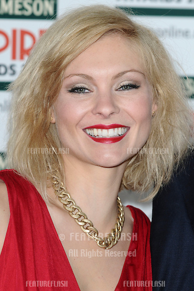 Myanna Buring arriving for the Empire Film Awards 2012 at the Grosvenor House Hotel, London. 25/03/2012 Picture by: Steve Vas / Featureflash