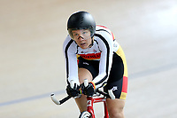 Kylea Gough of Southland competes in the Masters Women 2 2000m IP at the Age Group Track National Championships, Avantidrome, Home of Cycling, Cambridge, New Zealand, Thurssday, March 16, 2017. Mandatory Credit: © Dianne Manson/CyclingNZ  **NO ARCHIVING**