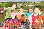MUSIC MAKERS: Hitting the high notes as they prepare for the Con Curtin Music Festival in Brosna are local musicians Ian Mooney, Darragh Curtin, Daniel Fitzgerald, Gearoid Curtin and Maurice O'Keeffe.   Copyright Kerry's Eye 2008