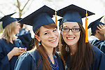 1204-40 1046<br /> <br /> 1204-40 Spring Commencement<br /> <br /> Brigham Young University Graduation<br /> <br /> Female students smiling, Portraits.<br /> <br /> April 19, 2012<br /> <br /> Photo by Jonathan Hardy/BYU<br /> <br /> &copy; BYU PHOTO 2012<br /> All Rights Reserved<br /> photo@byu.edu  (801)422-7322