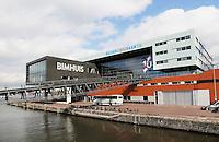 Nederland Amsterdam  2016 04 12.  Muziekgebouw aan het IJ aan de Piet Heinkade.  Foto Berlinda van Dam / Hollandse Hoogte