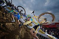 Tom Meeusen (BEL)<br /> <br /> UCI Worldcup Heusden-Zolder Limburg 2013