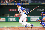 Scott Burcham (ISR), <br /> MARCH 12, 2017 - WBC : <br /> 2017 World Baseball Classic <br /> Second Round Pool E Game <br /> between Cuba 1-4 Israel <br /> at Tokyo Dome in Tokyo, Japan. <br /> (Photo by YUTAKA/AFLO SPORT)