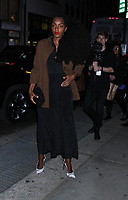 February 05, 2019Cipriana Quann attend Jump Into Spring: MICHAEL Michael Kors Spring 2019 Launch Party at Dolby Soho in New York February  05, 2019.<br /> CAP/MPI/RW<br /> &copy;RW/MPI/Capital Pictures