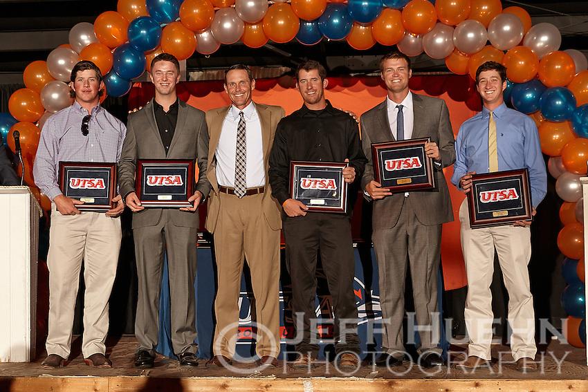 SAN ANTONIO, TX - APRIL 30, 2014: The UTSA Athletics Banquet at Pedrotti's North Wind Ranch. (Photo by Jeff Huehn)
