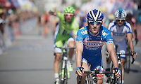 Kevin Seeldraeyers (BEL/Wanty-GroupeGobert) rolling in<br /> <br /> Tour of Turkey 2014<br /> stage 5