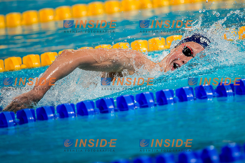 CHRISTIANSEN Henrik NOR<br /> 800 Freestyle Men Heats<br /> Swimming - Kazan Arena<br /> Day12 04/08/2015<br /> XVI FINA World Championships Aquatics Swimming<br /> Kazan Tatarstan RUS July 24 - Aug. 9 2015 <br /> Photo A.Masini/Deepbluemedia/Insidefoto