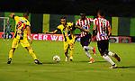 Alianza Petrolera igualó 0-0 ante Junior. Fecha 19 Liga Águila II-2019.