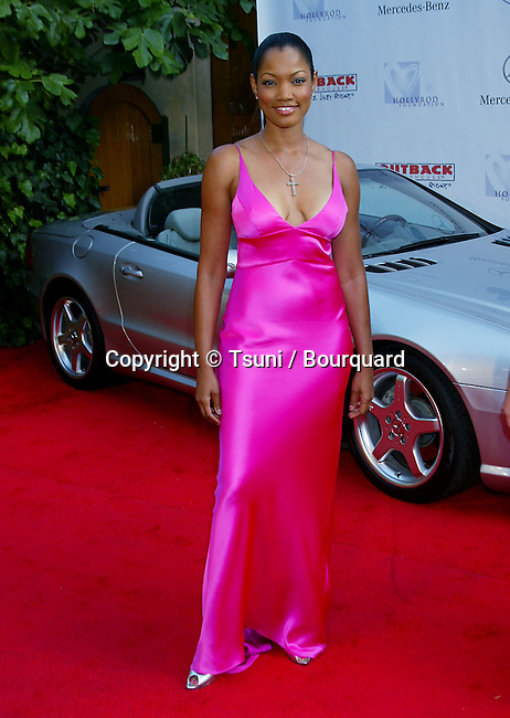 Garcelle Beauvais at the 5th Annual Mercedes-Benz DesignCure in Los Angeles. June 28, 2003.