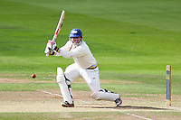 PICTURE BY ALEX WHITEHEAD/SWPIX.COM - Cricket - County Championship Div Two - Yorkshire v Glamorgan, Day 2 - Headingley, Leeds, England - 05/09/12 - Yorkshire's Gary Ballance hits out.