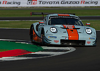 Michael Wainwright (GBR), Benjamin Barker (GBR), GULF RACING GBR during the WEC 4HRS of SILVERSTONE at Silverstone Circuit, Towcester, England on 30 August 2019. Photo by Vince  Mignott.