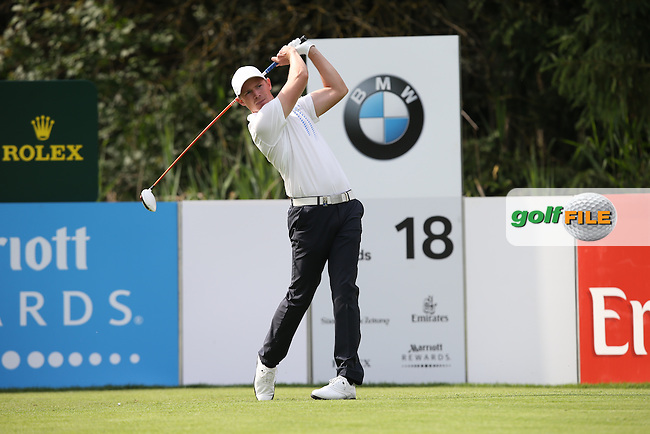 Lasse Jensen (DEN) dropped back with a 73 during Round Three of the 2015 BMW International Open at Golfclub Munchen Eichenried, Eichenried, Munich, Germany. 27/06/2015. Picture David Lloyd | www.golffile.ie