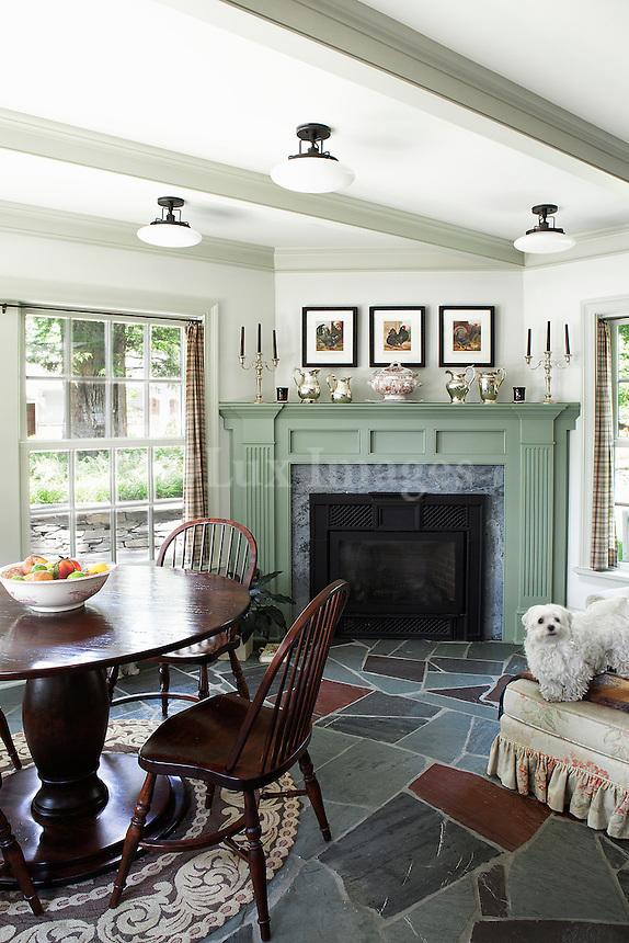 classic dining room