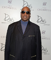 LAS VEGAS, NV - June 8: Stevie Wonder at Drai's Beach Club & Nightclub on June 8, 2014 in Las Vegas, Nevada. © GDP Photos/ Starlitepics