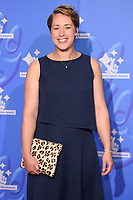 LONDON, UK. September 21, 2018: Lizzy Arnold at the National Lottery Awards 2018 at the BBC Television Centre, London.<br /> Picture: Steve Vas/Featureflash