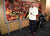 "LOS ANGELES - AUGUST 27: JD Pardo attends the season two red carpet premiere of FX's ""Mayans M.C"" at the ArcLight Dome on August 27, 2019 in Los Angeles, California. (Photo by Frank Micelotta/FX/PictureGroup)"