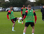 Danny Lafferty of Sheffield Utd during the Sheffield Utd training session at the Shirecliffe Training Complex , Sheffield. Picture date: September 29th, 2016. Pic Simon Bellis/Sportimage