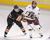 Daryl Marcoux, Joe Rooney - Boston College defeated Princeton University 5-1 on Saturday, December 31, 2005 at Magness Arena in Denver, Colorado to win the Denver Cup.  It was the first meeting between the two teams since the Hockey East conference began play.