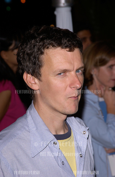 Director MICHEL GONDRY at the DVD launch party, in Los Angeles, for his movie Eternal Sunshine of the Spotless Mind..September 23, 2004