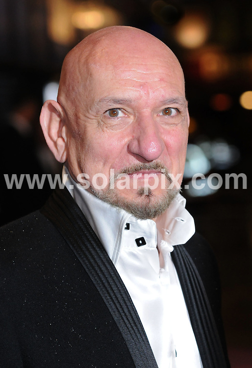 **ALL ROUND PICTURES FROM SOLARPIX.COM**.**WORLDWIDE SYNDICATION RIGHTS**.UK film premiere of  Young Victoria, held at the Odeon Cinema, Lecisester Square, London, UK. 3 February 2009..This pic: Sir Ben Kingsley..JOB REF: 8582 SSD     DATE: 03_03_2009.**MUST CREDIT SOLARPIX.COM OR DOUBLE FEE WILL BE CHARGED**.**ONLINE USAGE FEE GBP 50.00 PER PICTURE - NOTIFICATION OF USAGE TO PHOTO @ SOLARPIX.COM**.**CALL SOLARPIX : +34 952 811 768 or LOW RATE FROM UK 0844 617 7637**