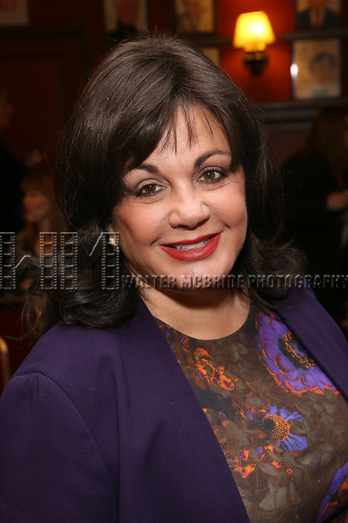 Charlotte St. Martin attends the The Robert Whitehead Award presented to Mike Isaacson at Sardi's on May 10, 2017 in New York City.