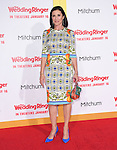 Mimi Rogers attends The Screen Gems' World Premiere of The Wedding Ringer held at The TCL Chinese Theater  in Hollywood, California on January 06,2015                                                                               © 2015 Hollywood Press Agency
