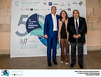 50th anniversary Gala , Trofeo Princesa Sofía Iberostar.  ©Jesus Renedo/SAILING ENERGY/50th Trofeo Princesa Sofia Iberostar<br /> 30 March, 2019.