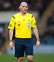 Referee Bobby Madden.
