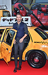 """Ryan Reynolds, May 29, 2018, Tokyo, Japan : Actor Ryan Reynolds attends the Japan premiere for """"Deadpool 2"""" at the Roppongi Hills in Tokyo, Japan on May 29, 2018."""