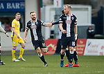 Ross County v St Johnstone&hellip;18.02.17     SPFL    Global Energy Stadium, Dingwall<br />Craig Curran celebrates his goal<br />Picture by Graeme Hart.<br />Copyright Perthshire Picture Agency<br />Tel: 01738 623350  Mobile: 07990 594431